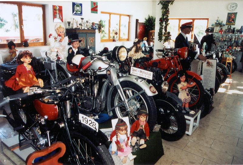 Motorradmuseum Jandelsbrunn